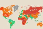 En mutlu ülkeler belli oldu! İşte Türkiye'nin sırası...