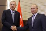 Erdoğan ile Putin Soçi'de bir araya geldi!