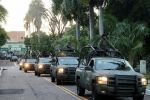 Meksika ordusu uyuşturucu çetesini durdurmak için harekete geçti