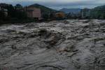 Samsun'da sel 1 kişi öldü