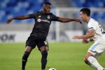 Beşiktaş, Bratislava deplasmanından 4-2 mağlup ayrıldı