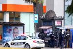 Gürcistan'da banka soygununda 17 kişi rehin alındı