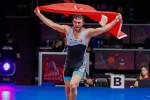 Avrupa Şampiyonası'nda tek altın Karadeniz'den