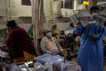 Hindistan'da son 24 saatte korona virüsten 4 bin kişi hayatını kaybetti