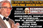 Prof. Dr. Helvacı: Kripto varlık düzenlemesi sınırlı, kapsamlı değil