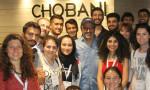 Hamdi Ulukaya'dan Türk girişimcilere büyük destek