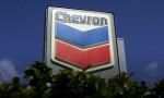 Chevron'un tepesinde değişiklik