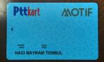 PTT'den memurlara özel kart