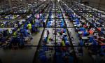 Afrika'nın en büyük tekstil tesisi açıldı