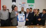 HDI Sigorta Hatay'ın Melekleri'ne sponsor oldu