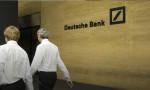 Deutsche Bank'ta aramalar sürüyor