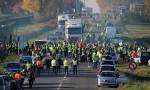 Fransa'da büyümeye Sarı Yelekliler freni