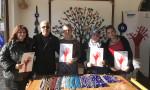 Bir Usta Bin Usta İzmir Nazar Boncuğu Yapımı Kursu tamamlandı