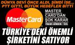 MasterCard Provus'u satıyor