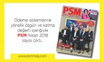 PSM Nisan sayısı çıktı!