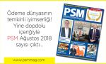 PSM Ağustos sayısı çıktı!