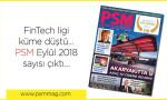 PSM Eylül sayısı çıktı!