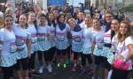 Groupama kadınları La Parisienne'de koştu