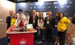Türk öğrencilerin 'Robot kolu' Londra'da