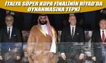 İtalya Süper Kupası'nın Suudi Arabistan'da oynanmasına tepki