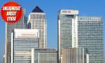 İngiltere'de bankacılık aktivitesinde en hızlı  düşüş
