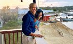Barack Obama'dan romantik paylaşım