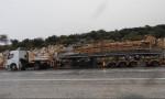 Antik gemi Patara'ya taşındı