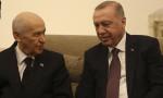 Mecliste sürpriz Erdoğan, Bahçeli görüşmesi
