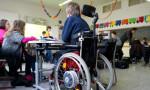 Türkiye'de engelli olan çocuklar değil sistem