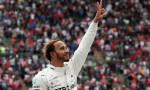 F1'de Hamilton şampiyonluğunu ilan etti