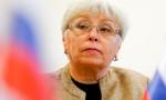 Büyükelçi Karlov'un eşi: Türk insanının suçu değil