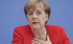 Merkel'den finansal işlem vergisine sınırlı destek