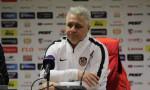 Gaziantep FK Teknik Direktörü Sumudica hastaneye kaldırıldı