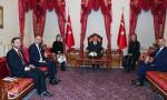 Demet Akalın-Hande Yener Erdoğan'ı neden ziyaret etti?
