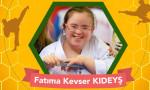 Fatıma Kevser Kıdeyş Dünya Şampiyonu oldu