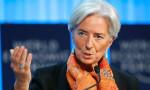 Lagarde: Ekonomi üzerindeki bulutlar fırtına yaratabilir