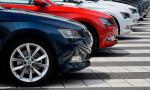 Otomobil satışları Ocak'ta düştü