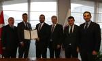 TÜRKAK'tan ilk akreditasyon OSEM'e