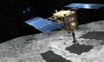 Japon uzay aracı asteroide iniş yaptı