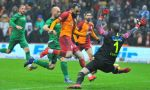 Galatasaray 3 puanı 90+4'te kaptı