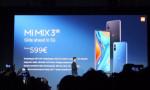 Xiaomi 5G akıllı telefonunu tanıttı
