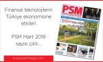 PSM Mart 2019 sayısı çıktı…