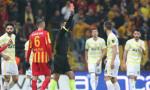 Fenerbahçe Kayseri deplasmanından eli boş döndü