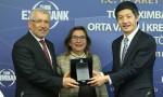 ICBC Turkey Bank'tan Türk Eximbank'a 350 milyon dolarlık fon