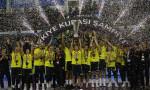 Kadınlar Türkiye Kupası'nı Fenerbahçe kazandı