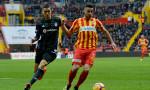 Kayserispor-Beşiktaş: 2-2