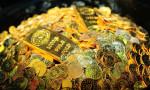 Altın dolardaki yükselişle 5 haftanın dibinde