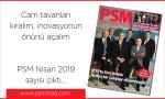 PSM Nisan 2019 sayısı çıktı...