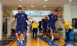 Fenerbahçe, Galatasaray derbisine hazırlanıyor