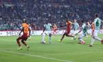 Galatasaray, Konya deplasmanında fırsat tepti
